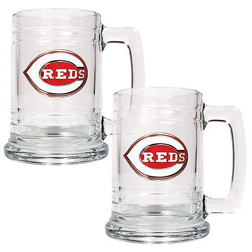 Cincinnati Reds 2-pc. Mug Set