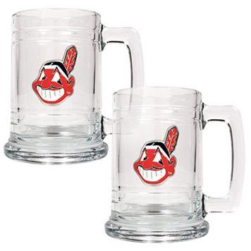 Cleveland Indians 2-pc. Mug Set