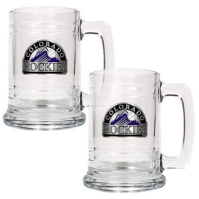 Colorado Rockies 2-pc. Mug Set