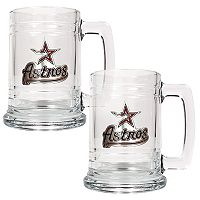 Houston Astros 2 pc Mug Set