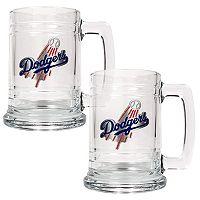 Los Angeles Dodgers 2 pc Tankard Set