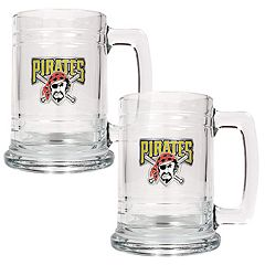 Pittsburgh Pirates 2-pc. Mug Set