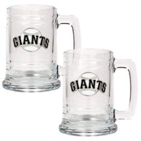 San Francisco Giants 2-pc. Tankard Set