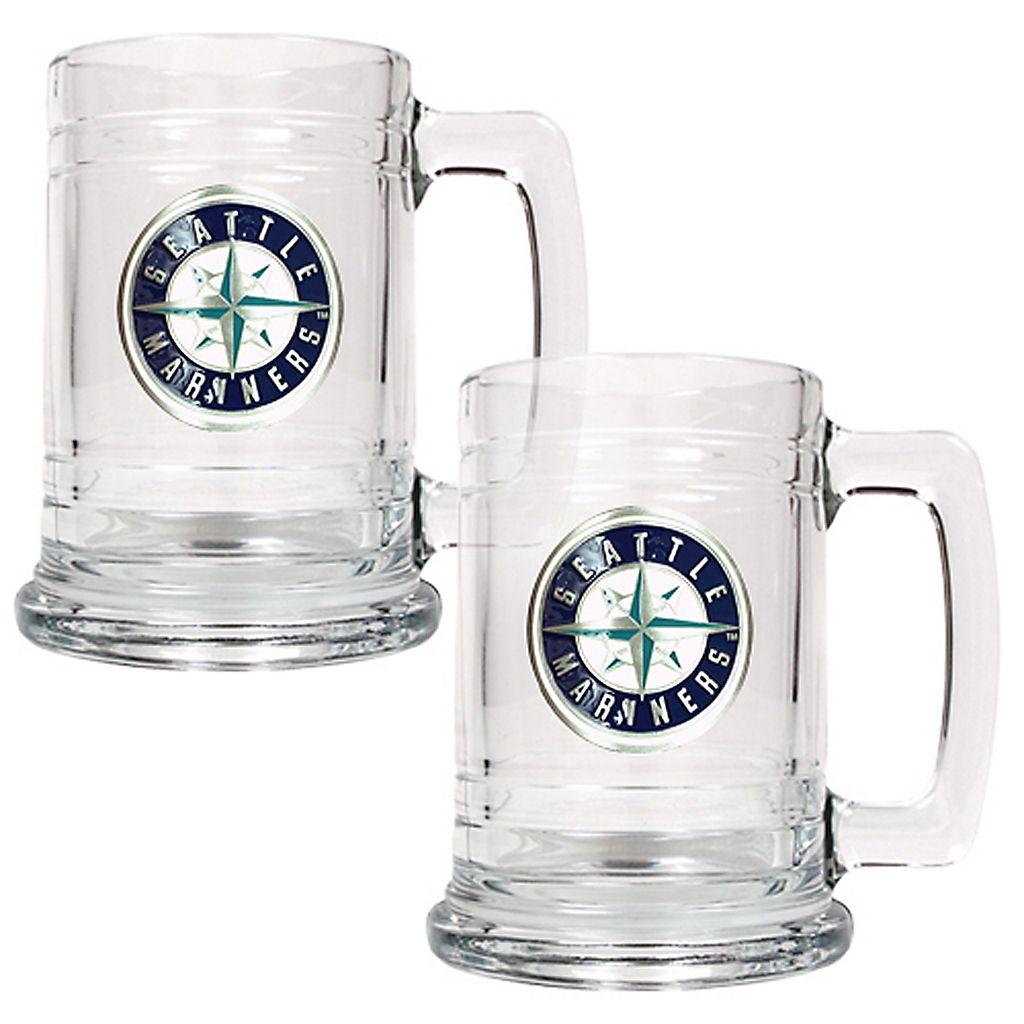 Seattle Mariners 2-pc. Mug Set
