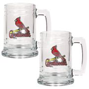 St. Louis Cardinals 2 pc Tankard Set