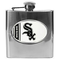 Chicago White Sox Stainless Steel Hip Flask