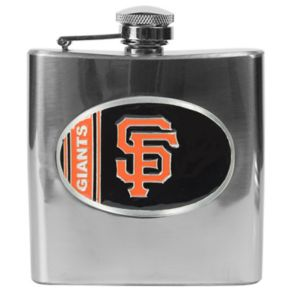 San Francisco Giants Stainless Steel Hip Flask