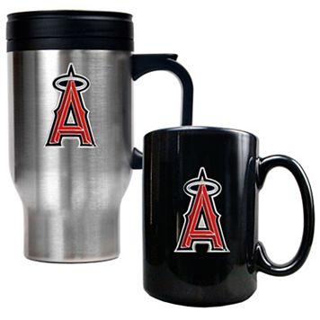 Los Angeles Angels of Anaheim 2-pc. Mug Set
