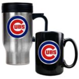 Chicago Cubs 2-pc. Travel Mug Set