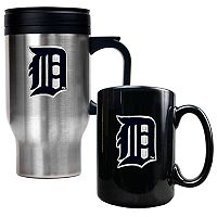 Detroit Tigers 2-pc. Mug Set