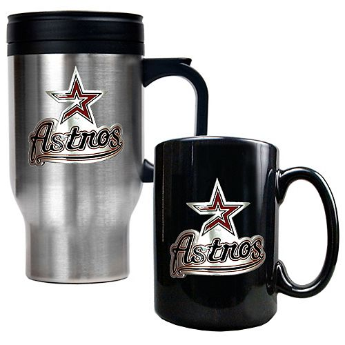 Houston Astros 2-pc. Mug Set