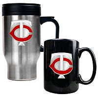 Minnesota Twins 2-pc. Mug Set