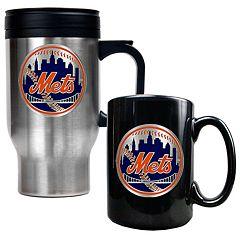 New York Mets 2-pc. Mug Set
