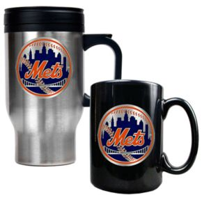 New York Mets 2-pc. Mug Set