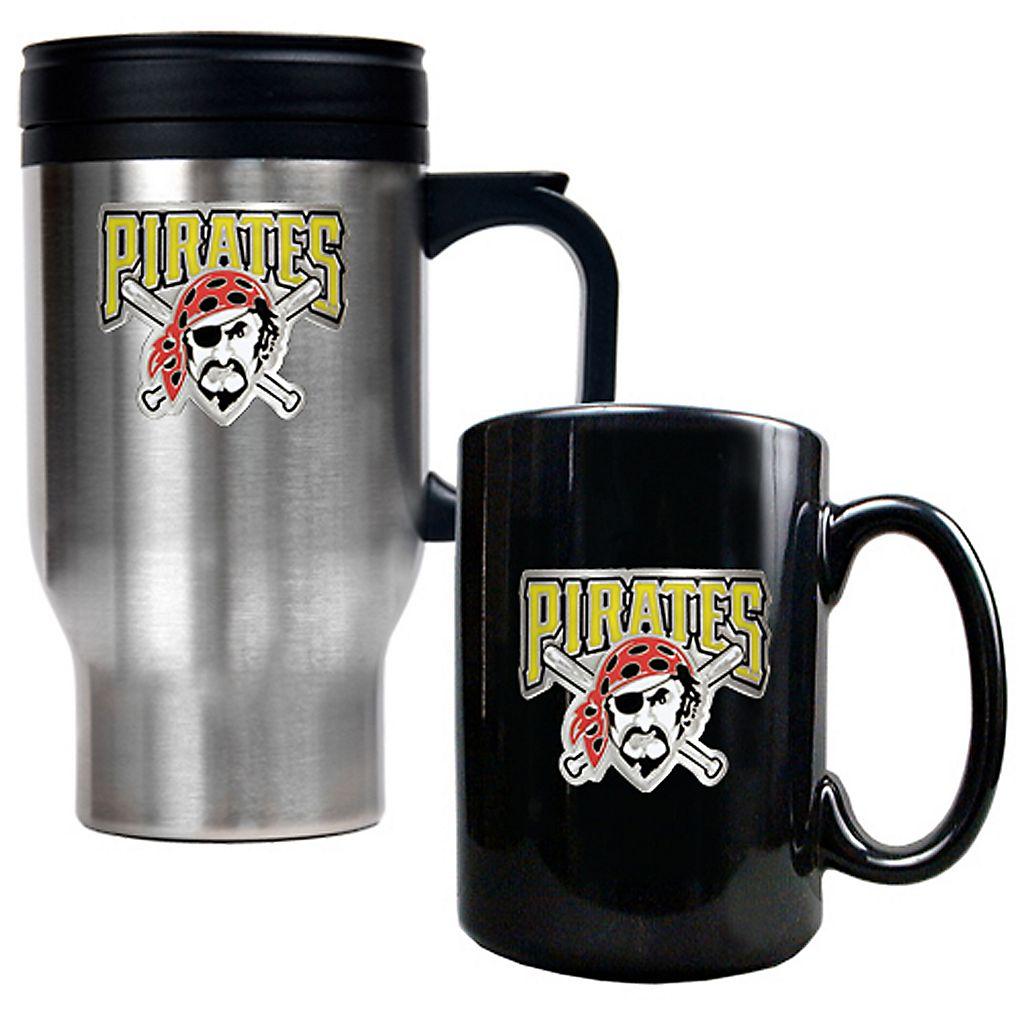 Pittsburgh Pirates 2-pc. Mug Set