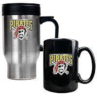 Pittsburgh Pirates 2 pc Mug Set