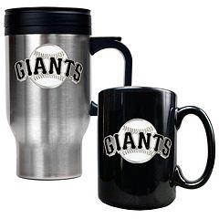 San Francisco Giants 2-pc. Travel Mug Set