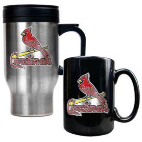 St. Louis Cardinals 2-pc. Travel Mug Set