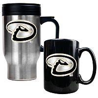 Arizona Diamondbacks 2 pc Mug Set