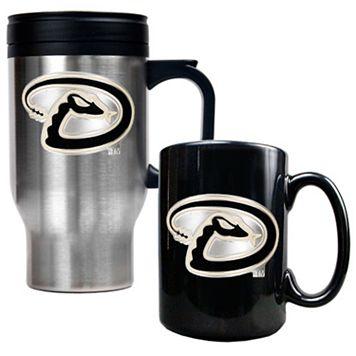 Arizona Diamondbacks 2-pc. Mug Set