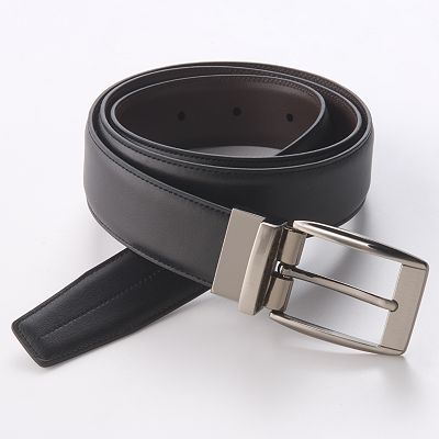 Apt. 9 Paulie Reversible Leather Belt