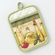 Croft and Barrow Olive Oil Potholder