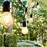 Brightech BP-99T1-7IU0 Weatherproof LED Outdoor Italian Cafe String Lights 24-Ft
