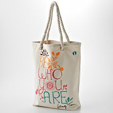 Hang Ten Be Who You Are Tote