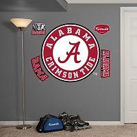 Fathead® Alabama Crimson Tide Logo Wall Decal