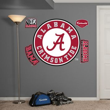 Fathead® Alabama Crimson Tide Logo Wall Decal