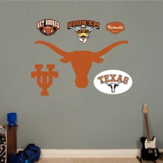 Fathead Texas Longhorns Logo Wall Decal