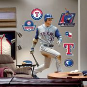 Fathead Texas Rangers Josh Hamilton Wall Decal