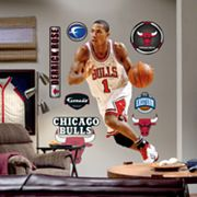 Fathead Chicago Bulls Derrick Rose Wall Decal