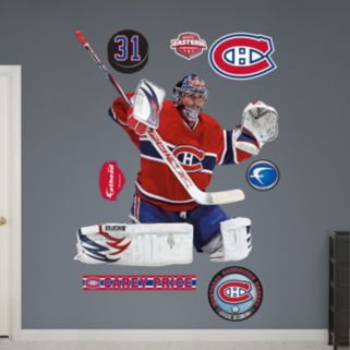 Fathead Montreal Canadiens Carey Price Wall Decal