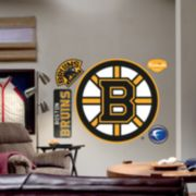 Fathead®Boston BruinsLogo Wall Decal