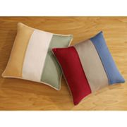 Sure Fit Striped Duck Cloth Accent Pillow