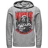 Men's Star Wars Vader 1977 Galactic Tour Metal Poster Hoodie