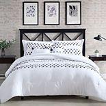 Modern Threads 5-piece Tufted Comforter Set