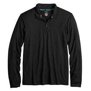 Men's Tek Gear Brushed Stretch Jersey Pullover