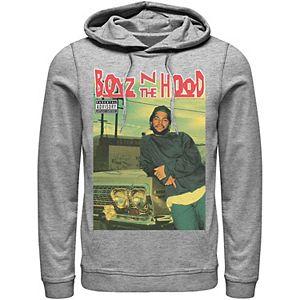 Men's Boyz In The Hood Album Cover Poster Hoodie