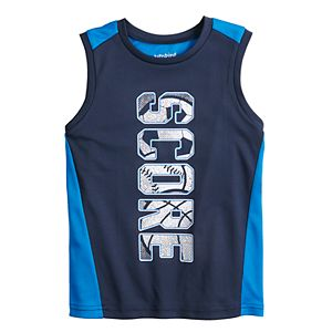 Boys 4-12 Jumping Beans® Side Pieced Active Muscle Tee