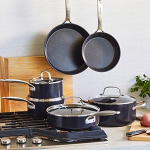 GreenPan SearSmart Healthy Ceramic 10-pc. Nonstick Cookware Set