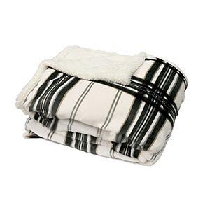Modern Threads Printed Flannel Blanket
