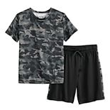 Boys 4-8 Jumping Beans® Active Tee & Shorts Set