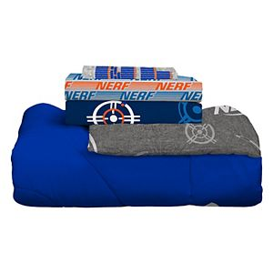 Hasbro Nerf Stay On Target Bed Set