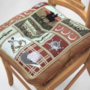 Park B. Smith Lodge Western Tapestry Chair Pad