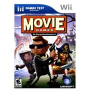 Nintendo Wii Family Fun Fest: Movie Games