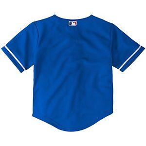 Toddler Nike Royal Los Angeles Dodgers Alternate 2020 Replica Team Jersey