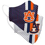 Adult Colosseum Auburn Tigers Woven Face Covering 2-Pack