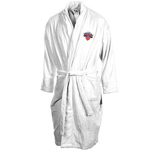 New York Knicks WinCraft White Robe